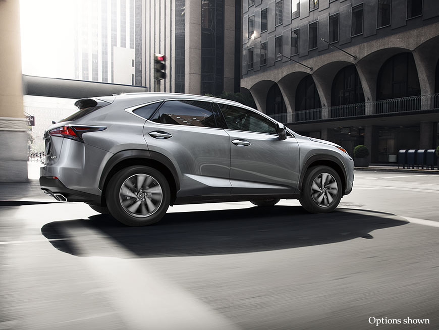 2018 lexus 200nx. interesting 200nx exterior shot of the 2018 lexus nx shown in silver lining metallic to lexus 200nx