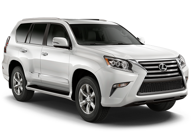 Lexus GX Media Gallery Images