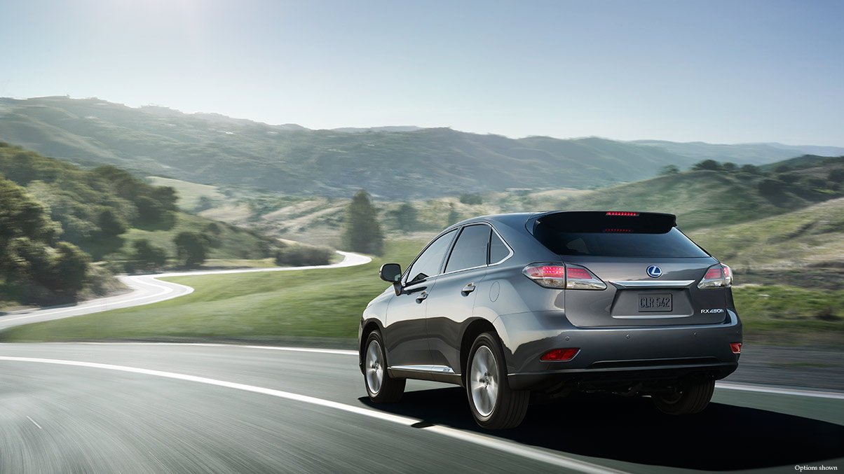 2015 Lexus Rx 450h Styles Amp Features Highlights