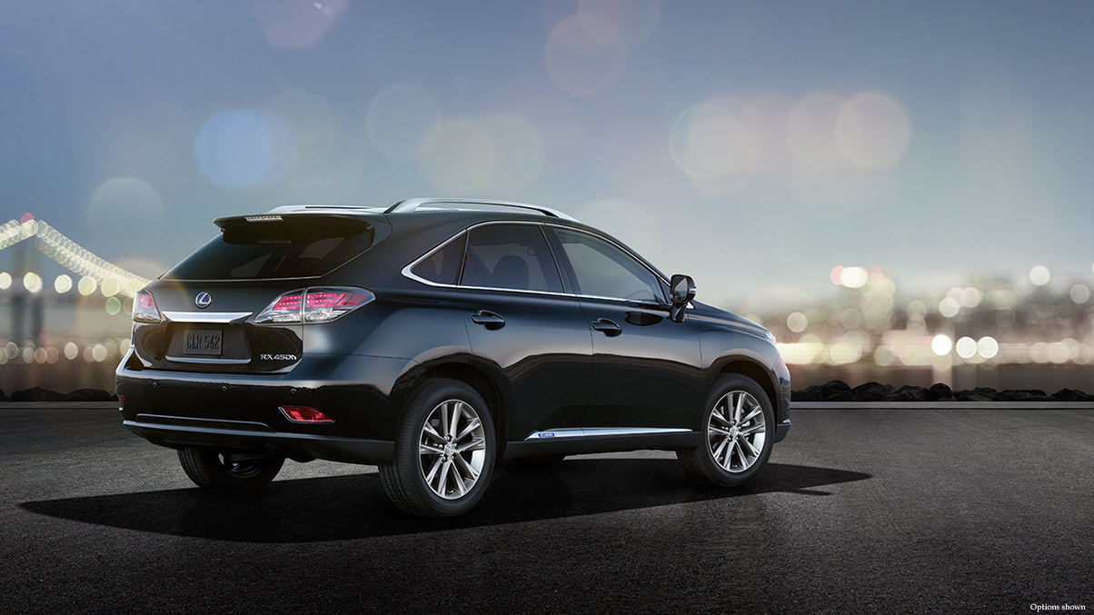 Buick Lease Deals >> 2015 Lexus RX 350 Styles & Features Highlights