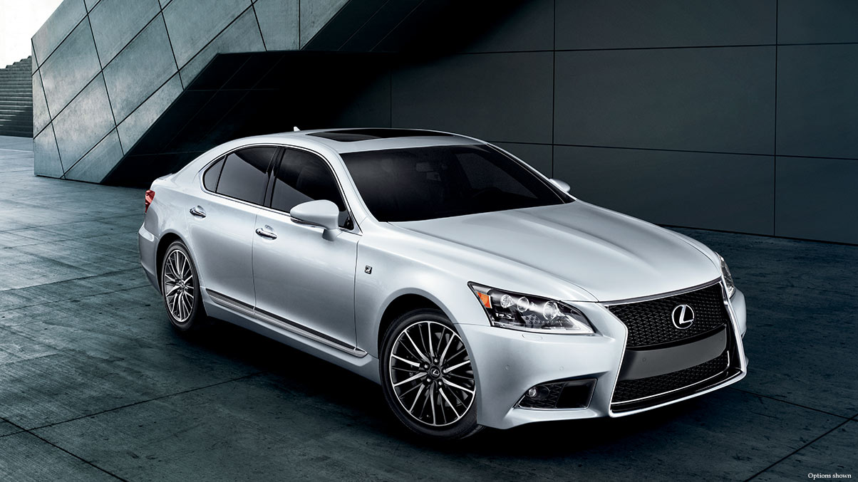 Find Out What The Lexus Ls Has To Offer Available Today From Northside