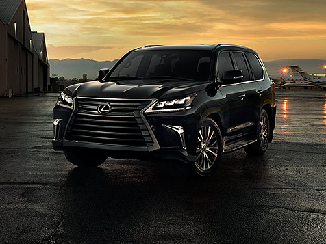2019 Lexus Lx Luxury Suv Specifications Lexus Com