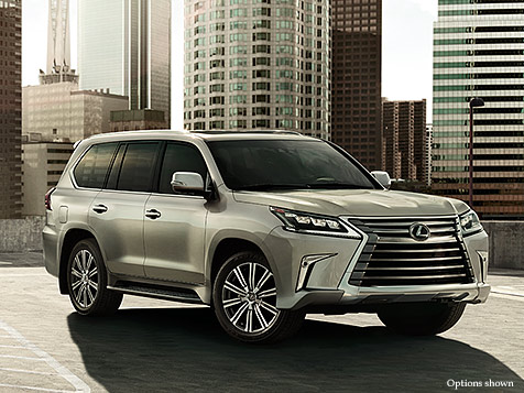 Armored Lexus LX 570 For Sale - INKAS Armored Vehicles ...