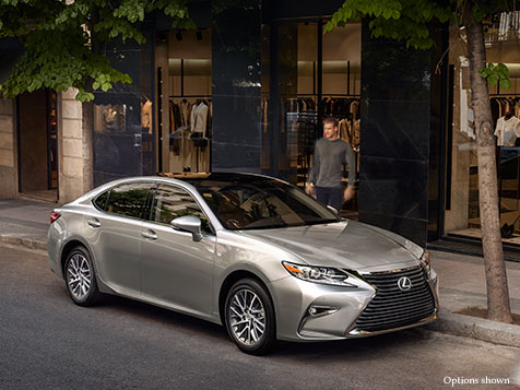 lexus es, photo #1