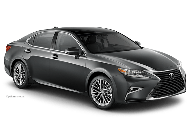 Lexus Es Luxury Sedan Comfort Design Lexus Com