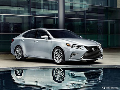 lexus es, photo #5