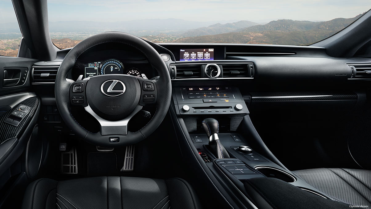 2017 lexus rc f luxury sport coupe lexus sciox Image collections