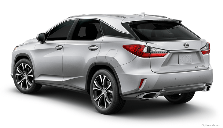 View The Lexus Rx Null From All Angles When You Are Ready