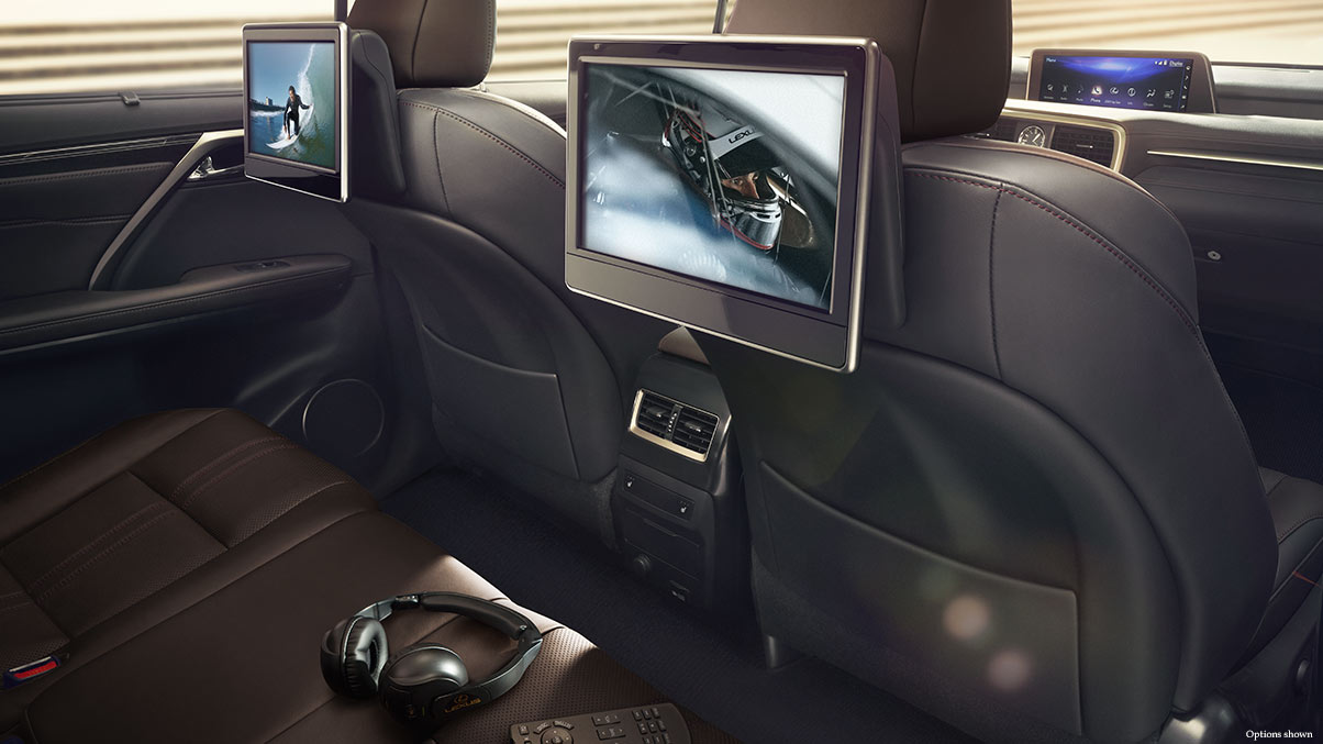 2016 RX with Rear Seat Entertainment - Page 2 - ClubLexus ...