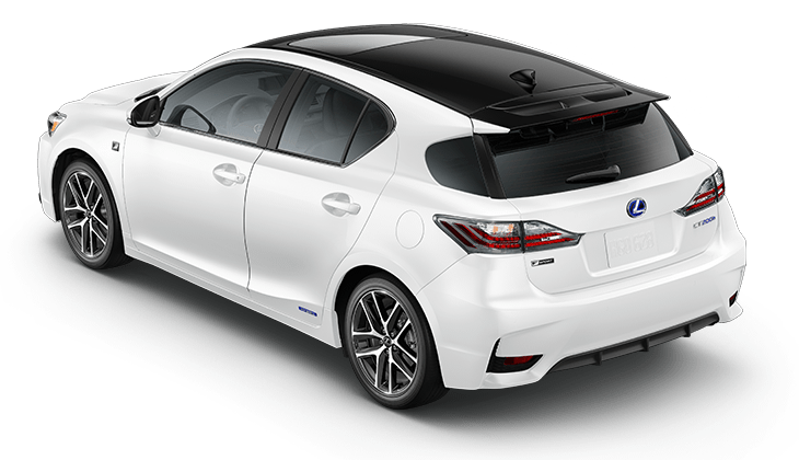 Lexus CT Media Gallery Images