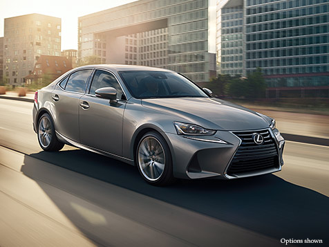 2018 Lexus IS - Luxury Sedan | Lexus.com