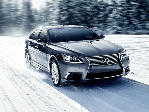 Lexus Ls Luxury Sedan Gallery Lexus Com