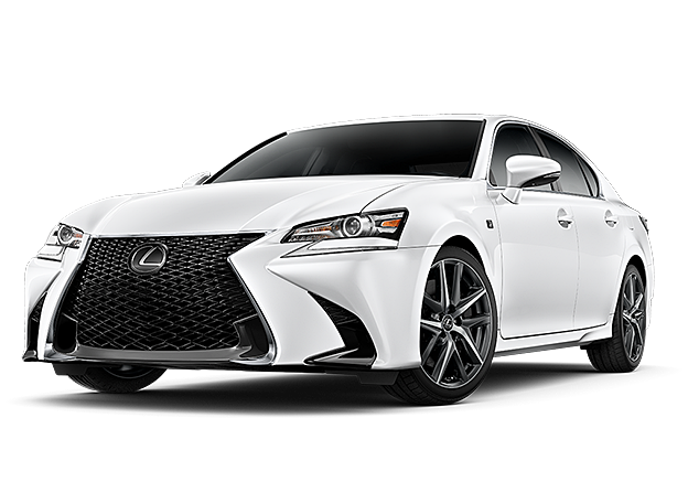GS F SPORT PNG