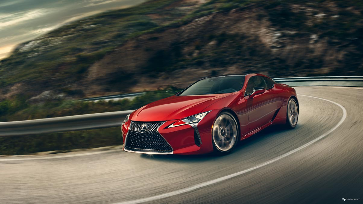 Find Out What The Lexus Lc Hybrid Has To Offer Available Today