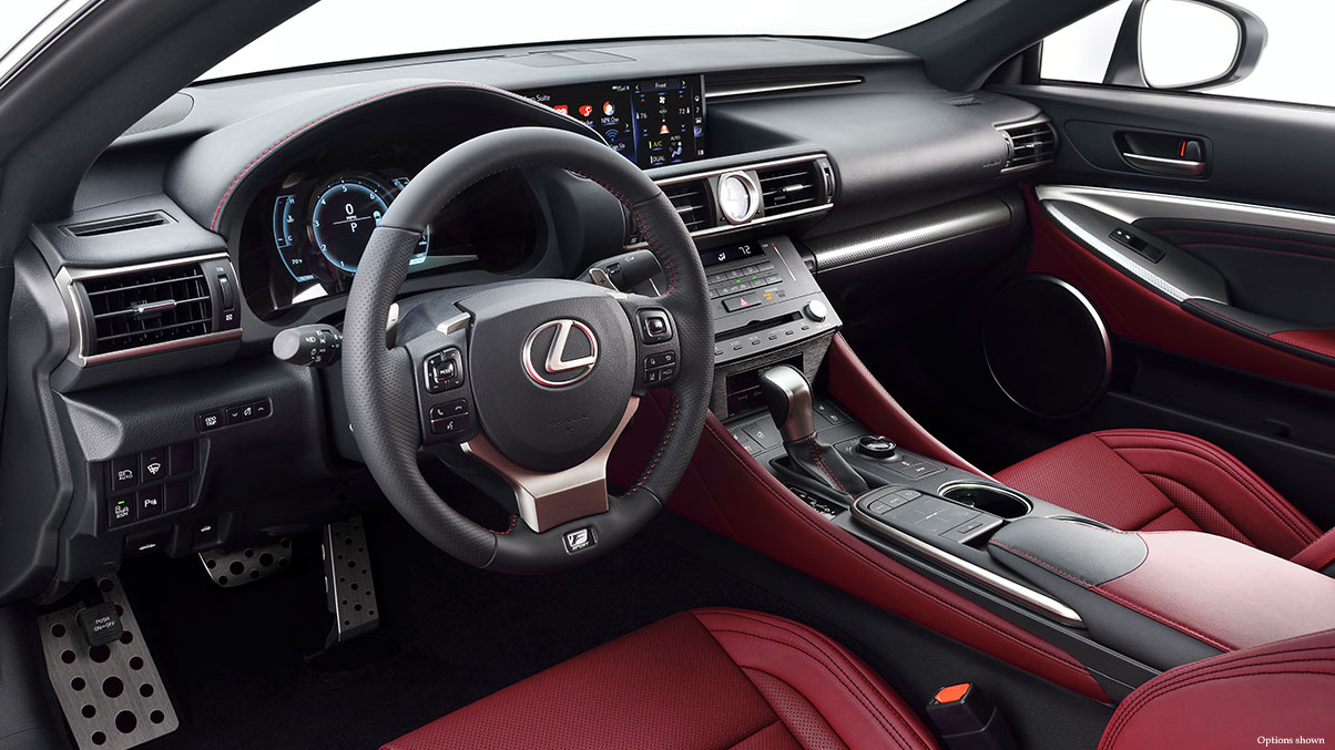 Lexus With Red Interior - Best Accessories Home 2017
