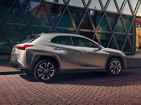 Find Out What The Lexus Ux Has To Offer Available Today