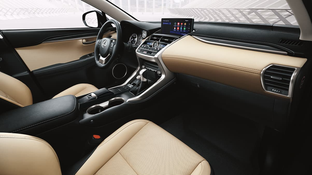 Lexus Nx Interior >> View The Lexus Nx Null From All Angles When You Are Ready To Test