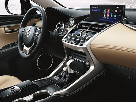 Lexus Nx Interior >> View The Lexus Nx Null From All Angles When You Are Ready