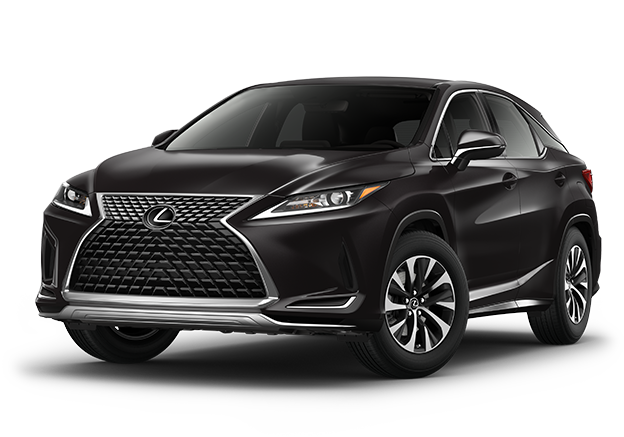 Lexus Rx Two Or Three Row Luxury Suv