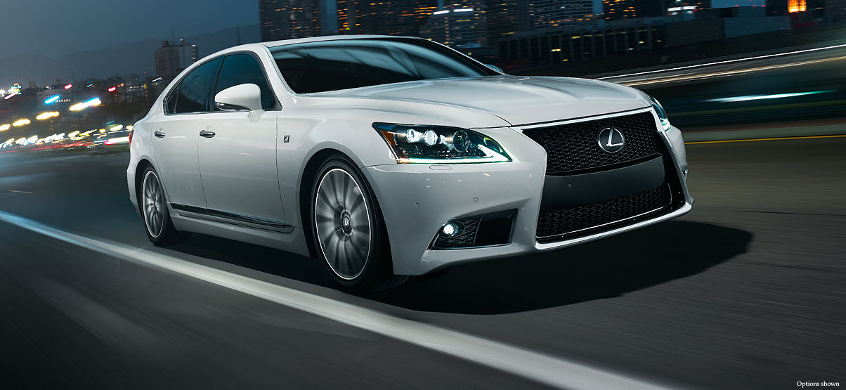 Find Out What The Lexus Ls Has To Offer Available Today