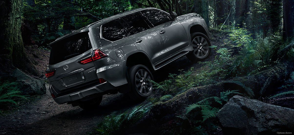 Find Out What The Lexus Lx Has To Offer Available Today