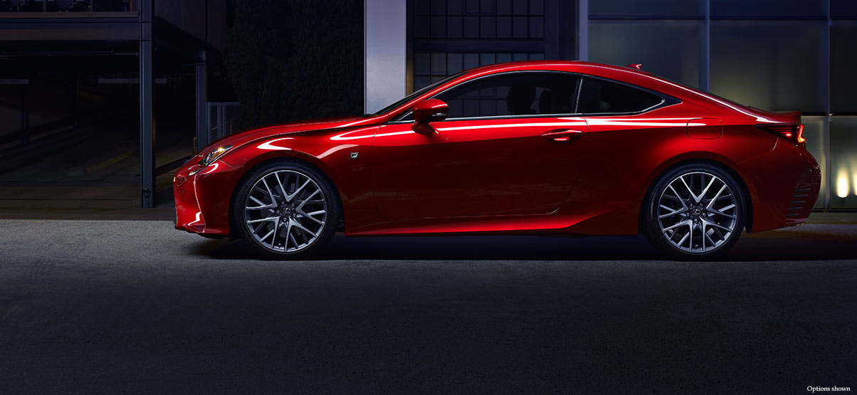 2016 lexus rc luxury sport sedan lexus usa. Black Bedroom Furniture Sets. Home Design Ideas