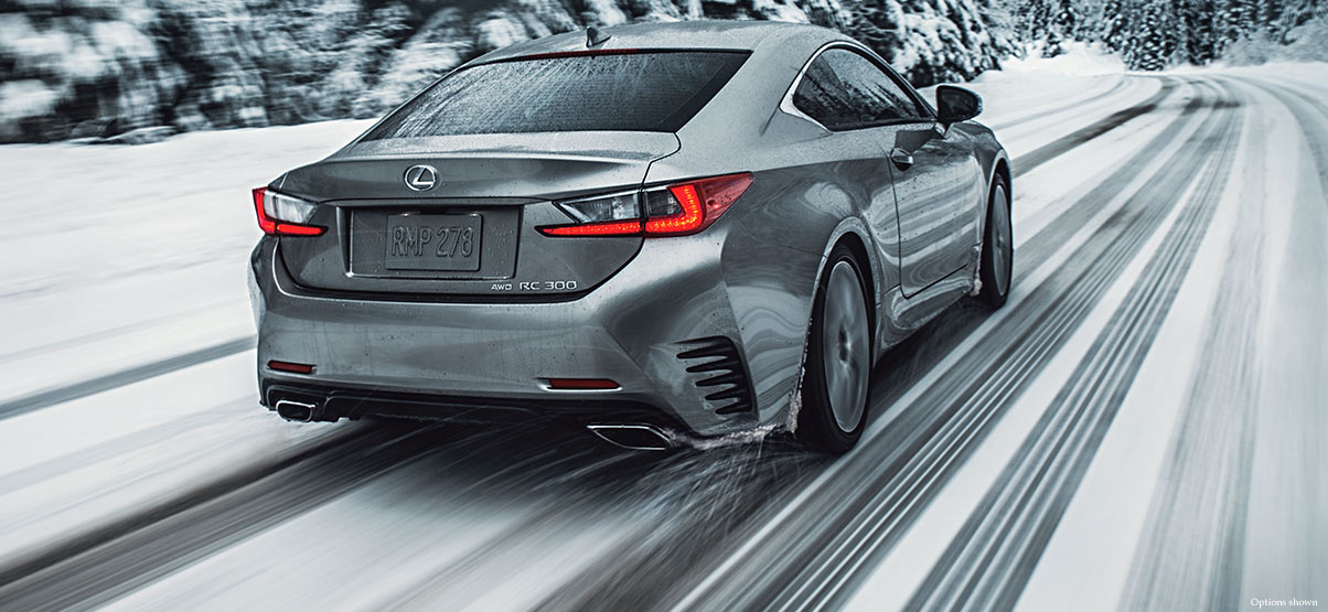 Lovely Lexus RC