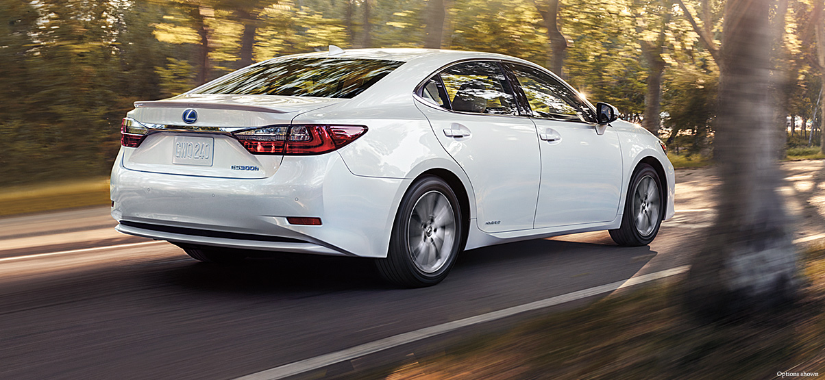find out what the lexus es hybrid has to offer available today from lexus of bellevue. Black Bedroom Furniture Sets. Home Design Ideas