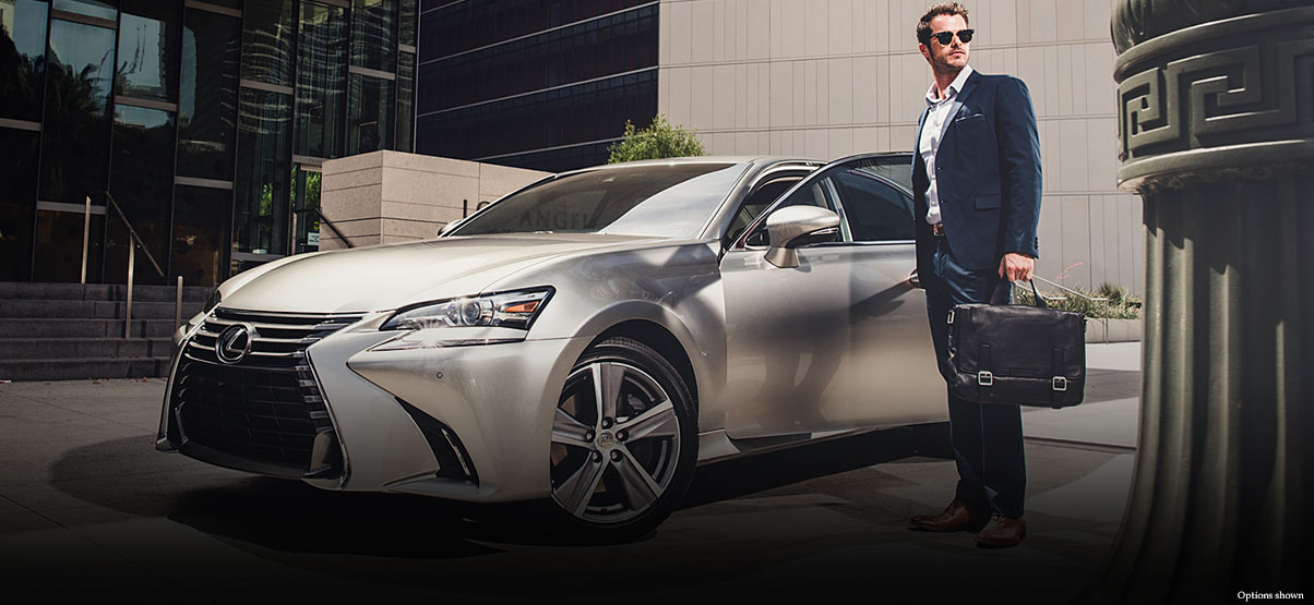 2017 Lexus GS Luxury Sedan | Lexus.com