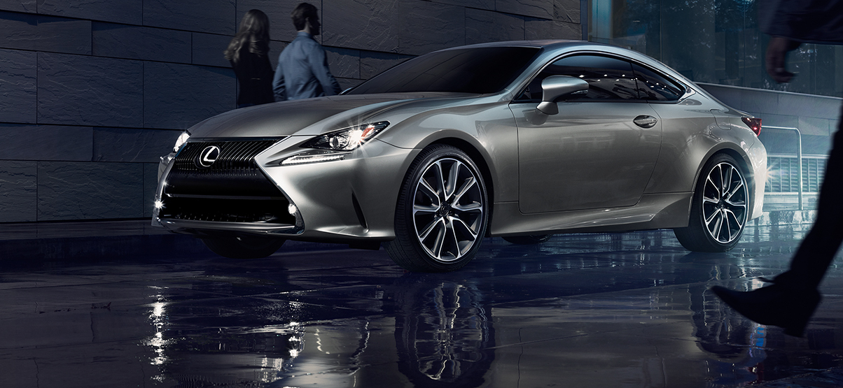 Lexus Rc Luxury Sedan Lexus Com