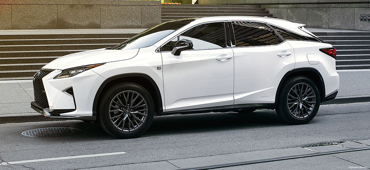 New Lexus Rx >> 2019 Lexus Rx Two Or Three Row Luxury Suv Lexus Com