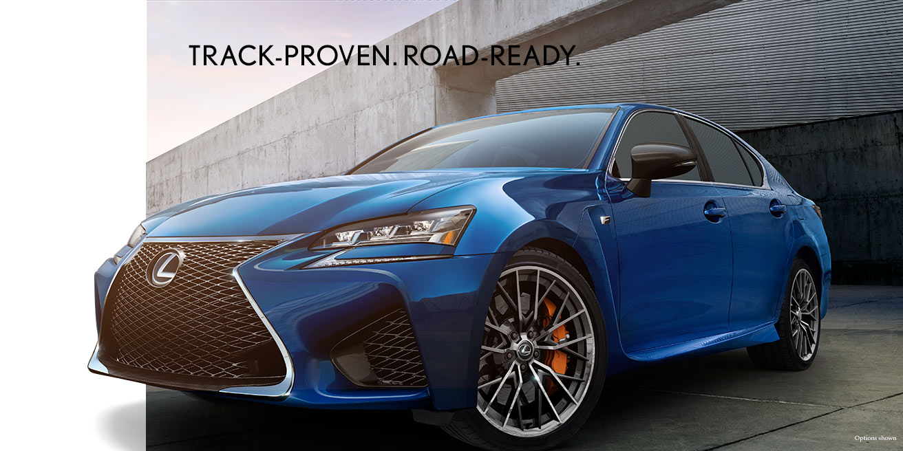2018 Lexus GS F - Luxury Sedan | Lexus.com