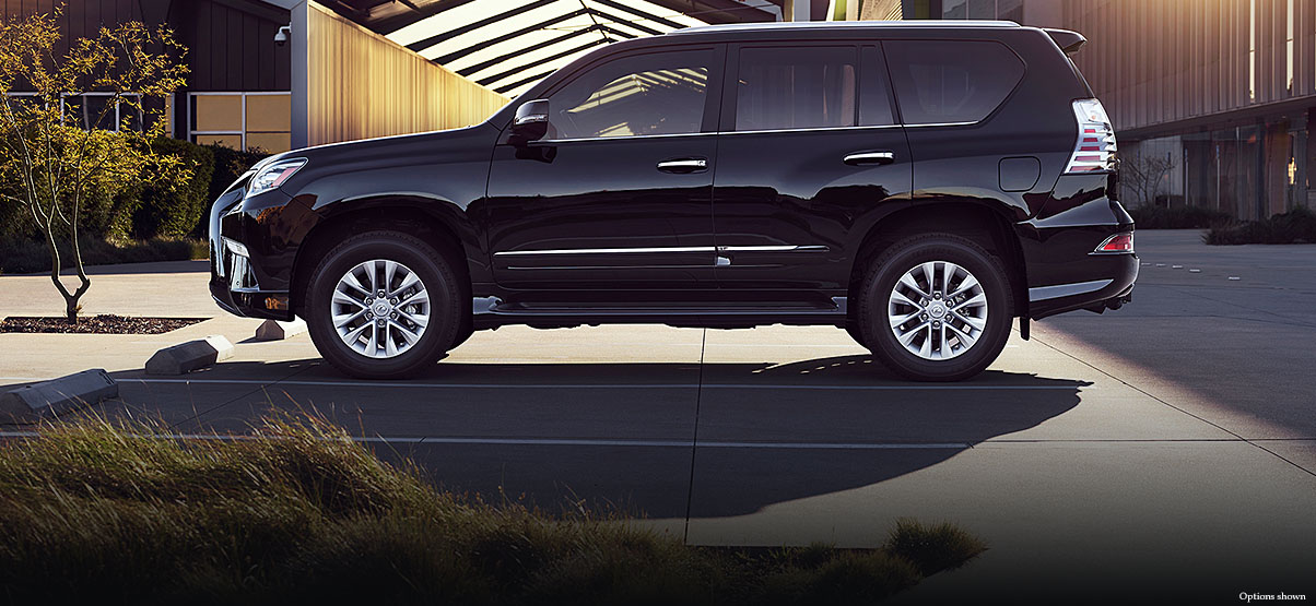 2018 lexus minivan. beautiful lexus exterior shot of the 2018 lexus gx 460 shown in black onyx intended lexus minivan n