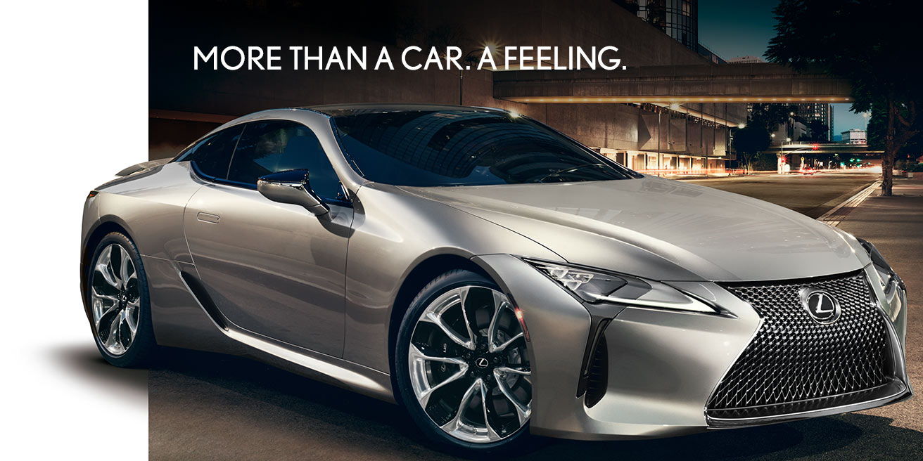 Top 100 Sport Luxury Exotic Cars For 2018: 2018 Lexus LC - Luxury Coupe