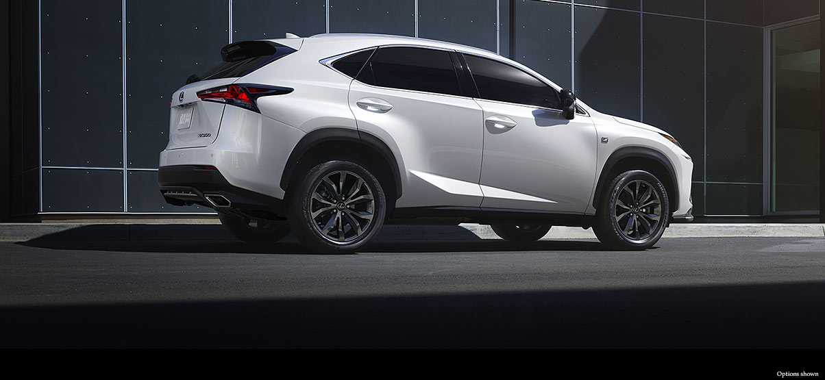 2018 lexus suv price. perfect 2018 exterior shot of the 2018 lexus nx 300 f sport and lexus suv price