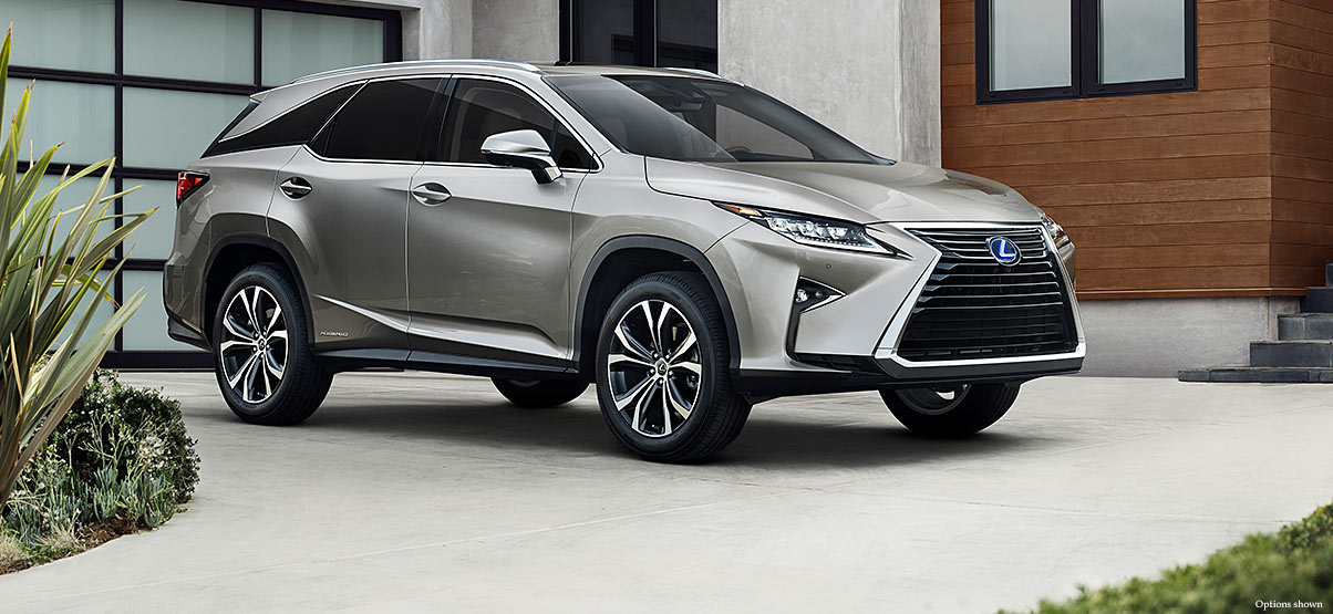2019 lexus rx two or three row luxury suv. Black Bedroom Furniture Sets. Home Design Ideas