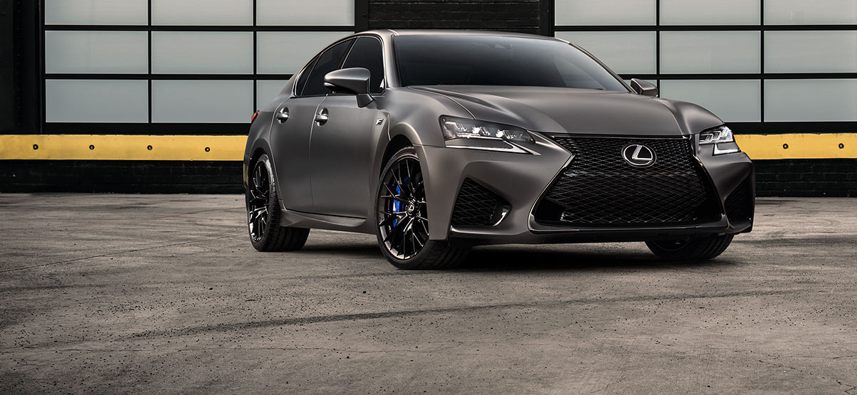 2019 Lexus Gs F Luxury Sedan Lexus Com