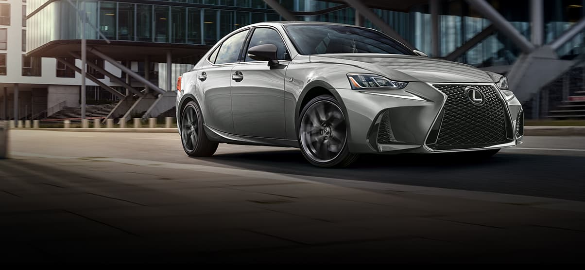 2019 Lexus IS - Luxury Sedan | Lexus com