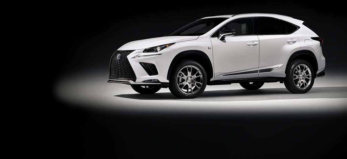 The NX F SPORT BLACK LINE SPECIAL EDITION