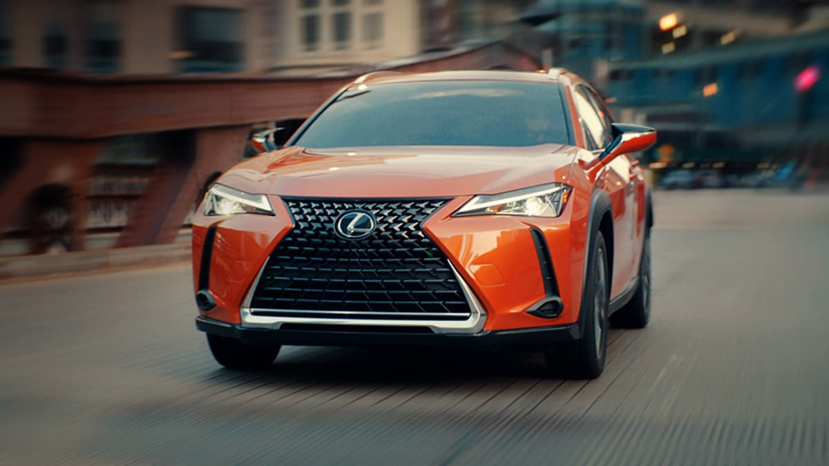 Discover an even more convenient way to get behind the wheel of the Lexus UX.