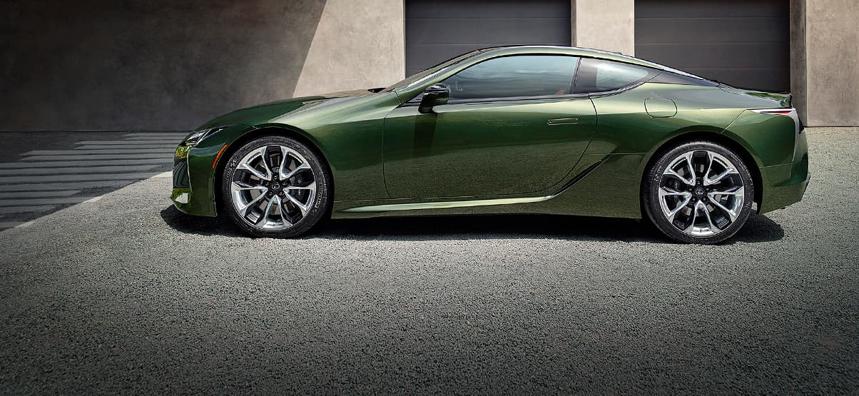 LC Inspiration Series shown in Nori Green Pearl.
