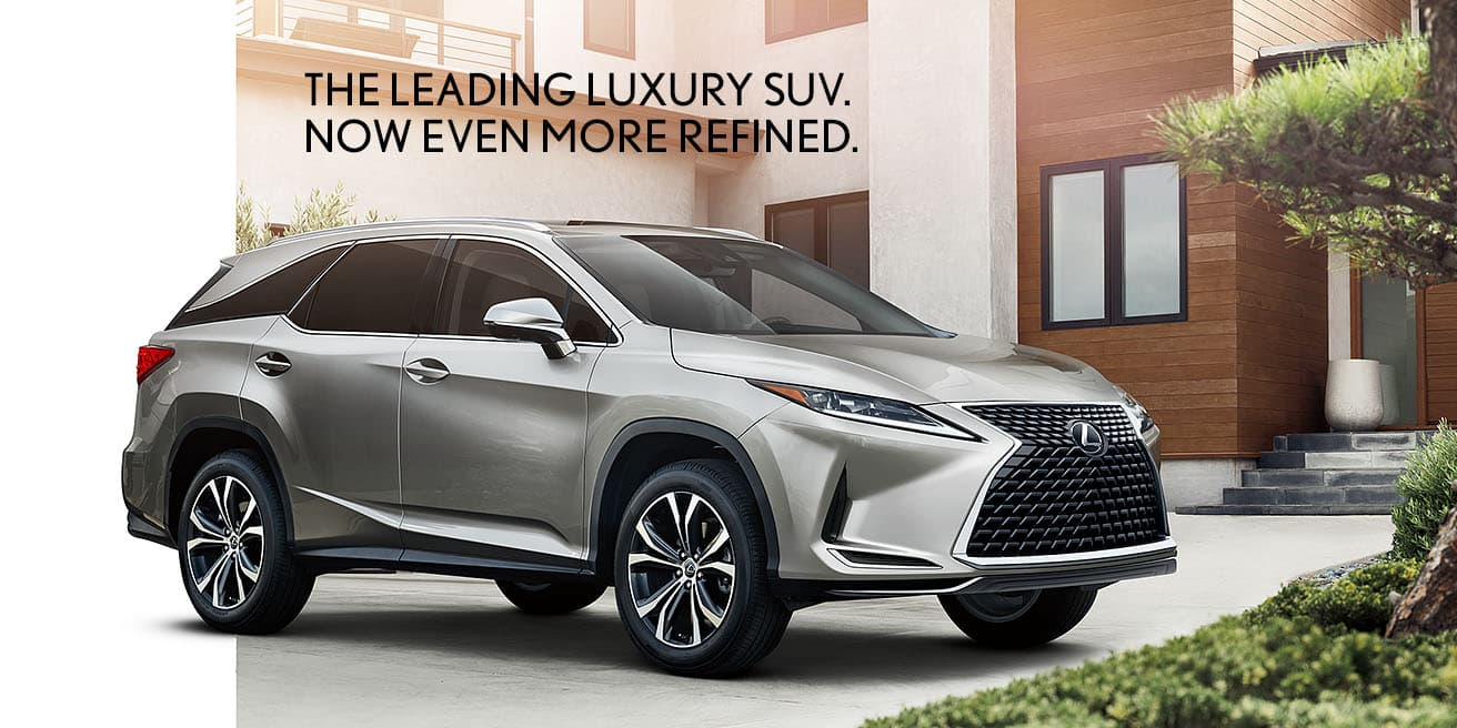 Lexus 3 Row Suv >> 2020 Lexus Rx Two Or Three Row Luxury Suv Lexus Com