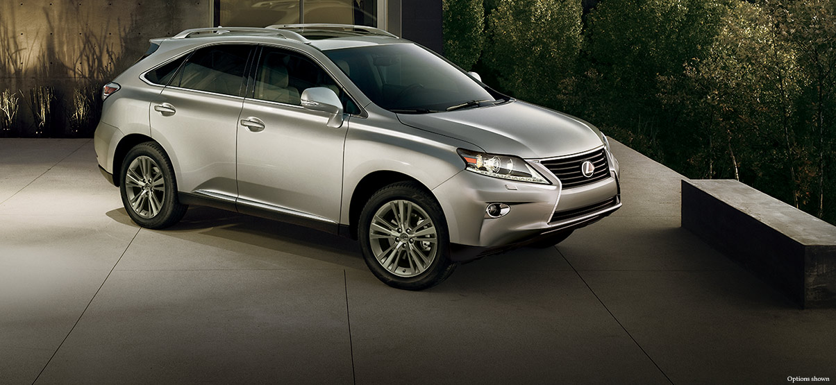 2015 Lexus RX Luxury Crossover
