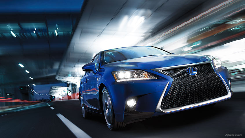 Lexus CT Expanded Options and Packages