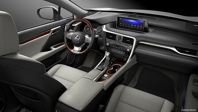 2017 Lexus Rx 350 Interior Colors