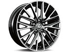 18-INCH MESH ALLOY WHEELS (IS 300, IS 300 AWD)