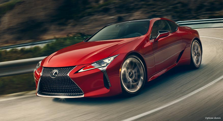 2018 lexus lc luxury coupe packages. Black Bedroom Furniture Sets. Home Design Ideas