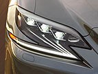 PREMIUM LED HEADLAMPS WITH ADAPTIVE FRONT LIGHTING SYSTEM (LS 500, LS 500h, LS 500 F SPORT RWD ONLY)