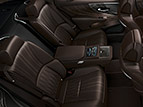 POWER-RECLINING REAR SEATS