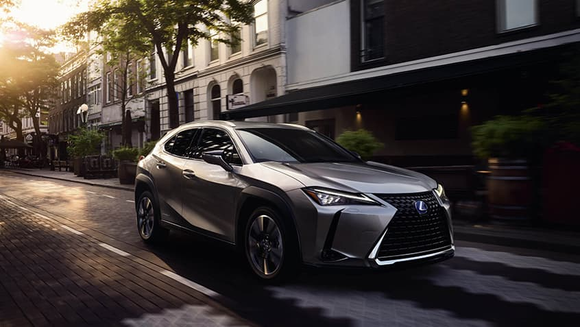 2019 Lexus Ux Luxury Crossover Packages Lexus Com